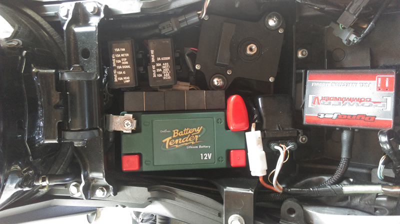 Battery for the Ninja 1000 | Page 2 | RiderForums com