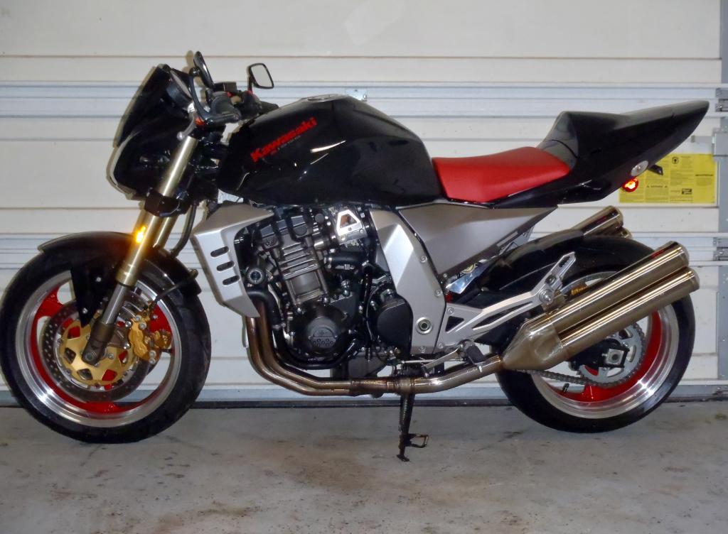 FS: 2003 Kawasaki Z1000