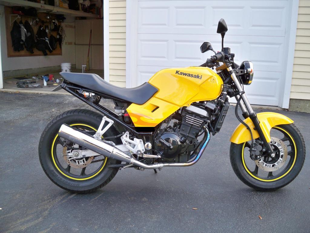 Custom Naked Kawasaki Ninja 250 | Motorcycles | Gumtree