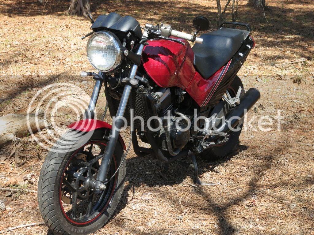 06 Ninja 250 naked bike project | Page 3 | RiderForums com
