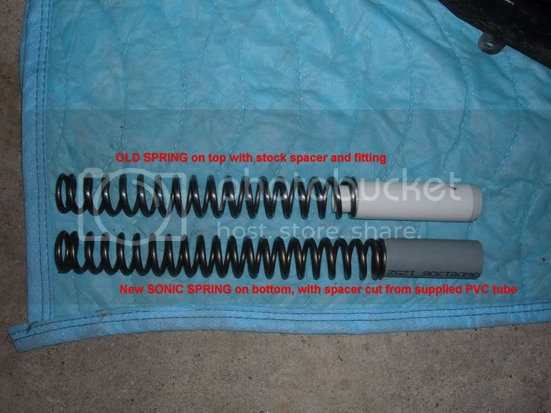 03 Z1000 to 636 Swap (springs and things) | RiderForums com