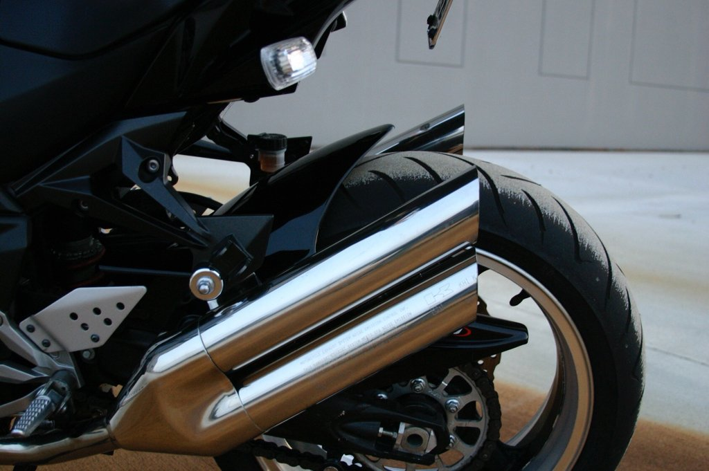 03-06 Slash Cut Exhaust | RiderForums com - Kawasaki