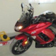 Z1000 flipped the bars down   | RiderForums com - Kawasaki
